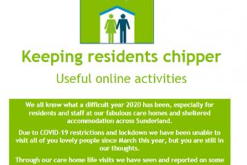 Healthwatch Sunderland report cover